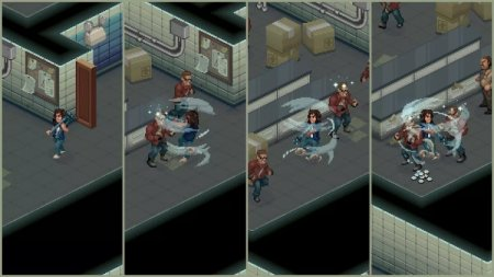 «Очень странная игра»: пиксельная изометрия в трейлере Stranger Things 3: The Game