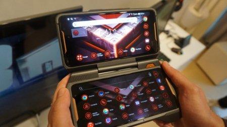 Новая версия игрового смартфона ASUS ROG выйдет в третьем квартале