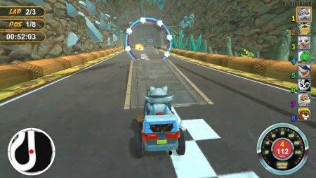 Renzo Racer GamePlay PC