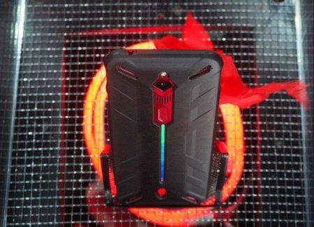 Игровой смартфон Nubia Red Magic 3 показали на качественных фото