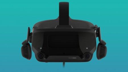 Valve может показать VR-шлем Index в ближайшее время