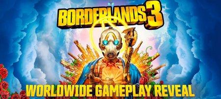 Премьера геймплея Borderlands 3