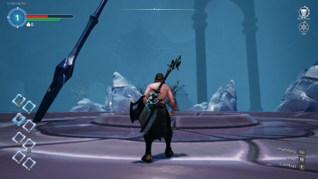 Frozen Flame GamePlay PC