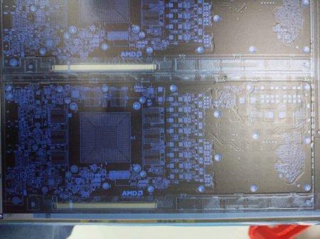 Утечка показала возможный дизайн платы видеокарты AMD Navi