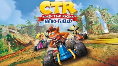 Crash Team Racing: Nitro-Fueled - новый трейлер игры