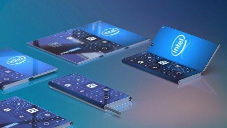 Гибкий ноутбук Intel выйдет не ранее 2021 года