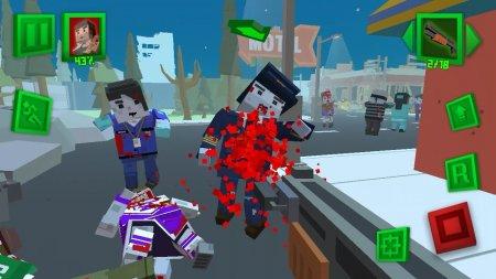 ZIC - Zombies in City GamePlay PC