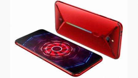 Названа дата глобального запуска игрового смартфона Red Magic 3