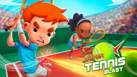 Super Tennis Blast GamePlay PC
