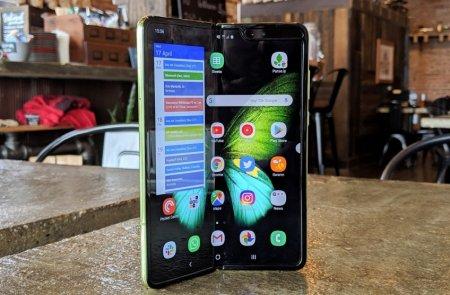 Samsung определилась с датой перевыпуска складного смартфона