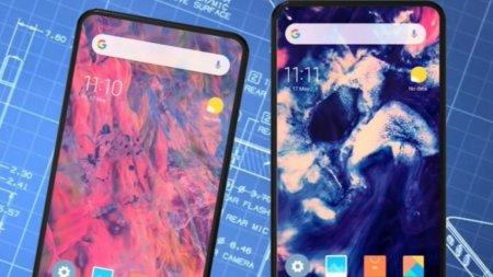 Флагманский смартфон Redmi K20 позирует на официальных фото