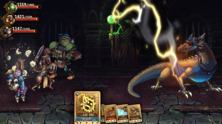 SteamWorld Quest: Hand of Gilgamech GamePlay PC