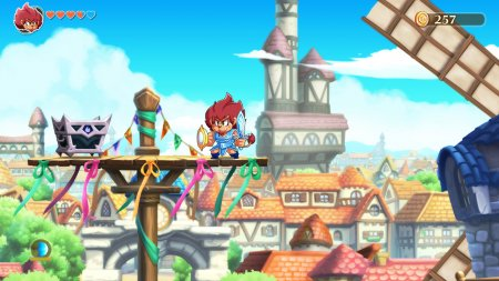 Monster Boy and the Cursed Kingdom GamePlay PC
