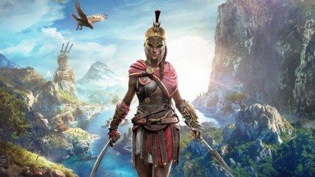 В новом DLC для Assassins Creed Odyssey герой отправится в Аид — сражаться с Цербером и Гераклом