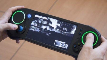 Портативный игровой PC Smach Z могут показать на E3