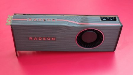 Видеокарты AMD Radeon RX 5700 XT и Radeon RX 5700 представлены официально