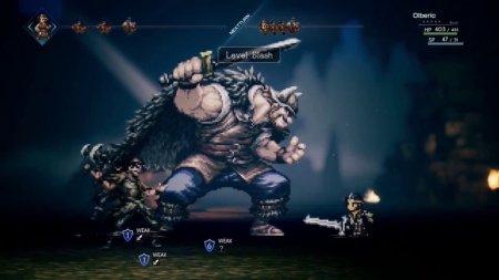 Octopath Traveler GamePlay PC