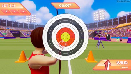 Summer Sports Games GamePlay PC