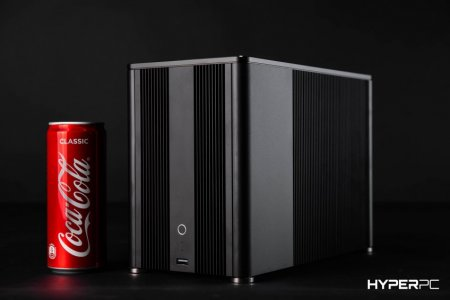 Игровой компьютер HYPERPC NANO — мал да удал