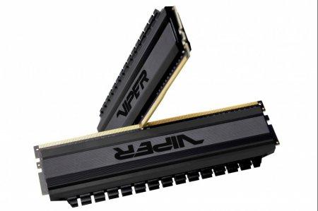 Patriot расширяет линейку ОЗУ DDR4 серии Viper 4