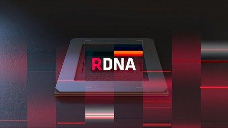 Названы предполагаемые характеристики 7-нм видеочипа AMD Navi 14