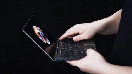 Появилось больше фото внутренней конструкции мини-ноутбука GPD Win