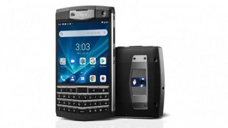 Смартфон Unihertz Titan получит физическую QWERTY-клавиатуру