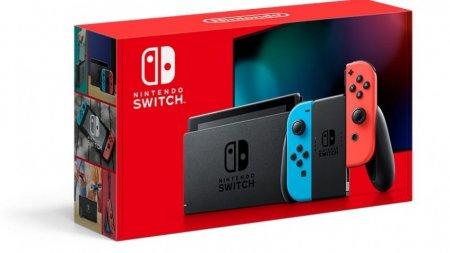 Nintendo представила обновлённую Nintendo Switch с улучшенной батареей