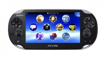 Для PS Vita неожиданно вышло обновление прошивки