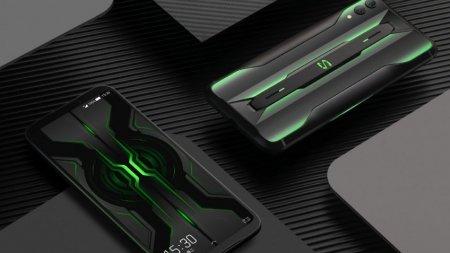 Представлен игровой смартфон Black Shark 2 Pro