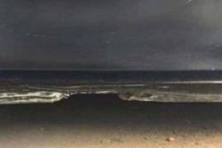 Оптическая иллюзия с пляжем поставила зрителей в тупик
