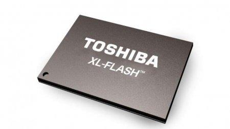 Toshiba Memory представила память XL-FLASH, которая «устраняет разрыв» между DRAM и NAND