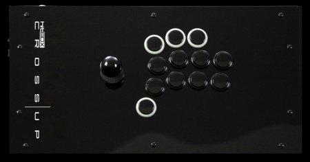 Hit Box Cross|Up — на Kickstarter собирают деньги на геймпад для файтингов