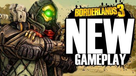 50 видов оружия в новом видео Borderlands 3