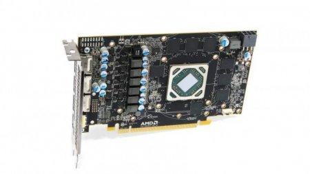 Названы характеристики видеокарт Radeon 600