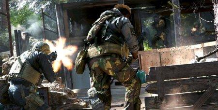 24 минуты противостоянии в разных режимах мультиплеера Call of Duty: Modern Warfare