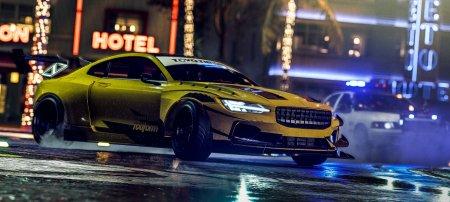 Кастомизация Nissan GTR и две гонки в геймплее Need for Speed Heat