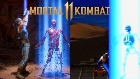 Спустя годы: сравнение ряда приёмов и героев из классических частей Mortal Kombat и Mortal Kombat 11