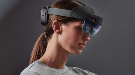 Microsoft HoloLens 2 поступят в продажу в сентябре