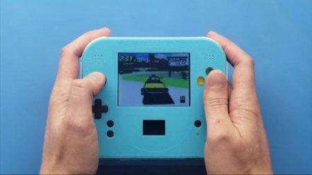 Энтузиаст сделал консоль Sega Dreamcast портативной