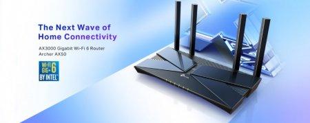 TP-Link представила первый роутер с поддержкой Wi-Fi 6
