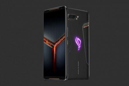 Названа европейская цена игрового смартфона ASUS ROG Phone 2