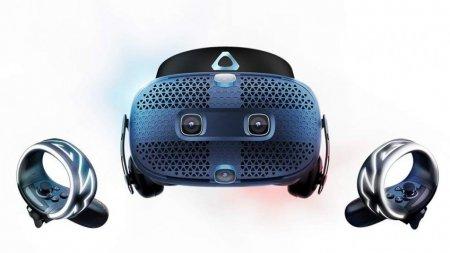 В России уже можно предзаказать VR-шлем HTC Vive Cosmos