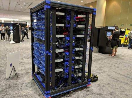 Oracle построила суперкомпьютер из 1060 Raspberry Pi 3 B+