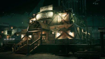 Новый геймплей ремейка Final Fantasy VII