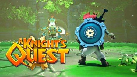 Релизный трейлер игры A Knight's Quest