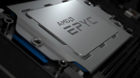 Стали известны подробности о новых серверных процессорах AMD
