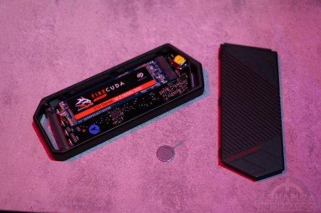 ROG Strix Arion обеспечит передачу данных на скорости до 10 Гбит/сек