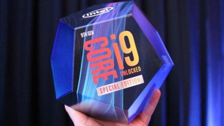 Появились первые игровые тесты процессора Intel Core i9-9900KS