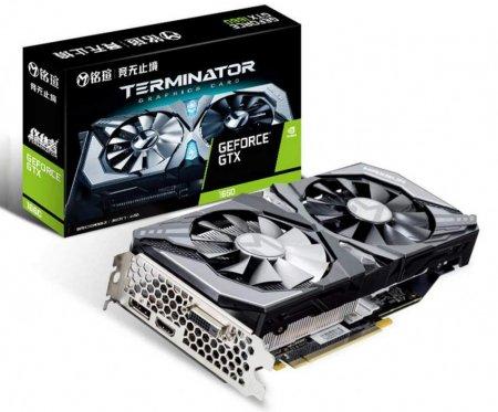 Характеристики GeForce GTX 1660 Super подтверждены